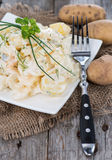 Potato Salad Stock Photo