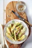 Potato salad Stock Photos