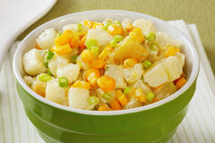 Potato Salad Stock Image