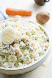 Potato salad3 Royalty Free Stock Photo