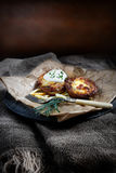 Potato Skins Royalty Free Stock Photo