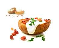 Potato Skins 3 Royalty Free Stock Image