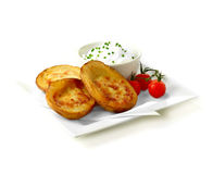 Potato Skins 2 Stock Images
