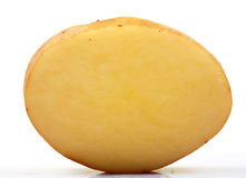 Potato slice Royalty Free Stock Photography