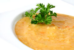 Potato Soup Royalty Free Stock Photos
