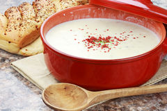 Potato Soup Stock Photos