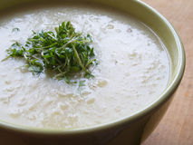 Potato soup Royalty Free Stock Images