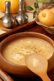Potato soup Stock Photo