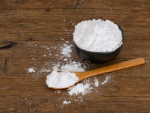 Potato starch for baking, thickener, cakes etc. Gluten free. Stock Photography