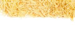 Potato Sticks Frame Royalty Free Stock Photo