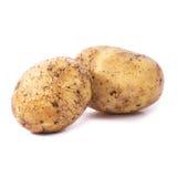 Potato on the table Royalty Free Stock Photos