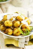 Potato and tamarind salad Royalty Free Stock Photo