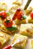 Potato tortilla Royalty Free Stock Photography