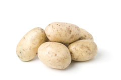 Potato tubers Royalty Free Stock Photography