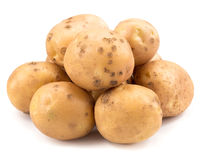 Potato vegetables Stock Photography