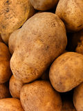 Potato Vegetables Meal Stock Photography
