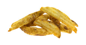 Potato Wedges Cooked Royalty Free Stock Photography