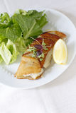 Potato Wrapped Cod Stock Photography
