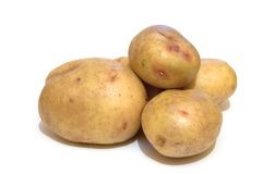 Potatoes_1 Fotos de Stock