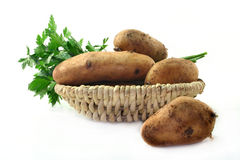Potatoes Stock Images