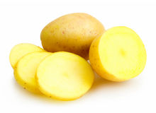 Potatoes Royalty Free Stock Photography