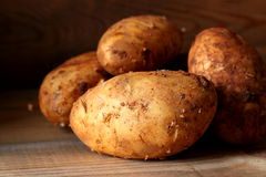 Potatoes 2 Stock Image