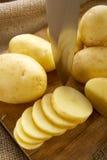 Potatoes Stock Photography