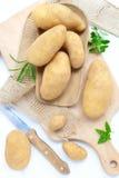 potatoes Image stock