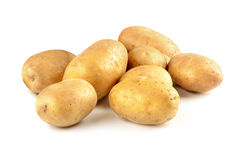 potatoes Image stock