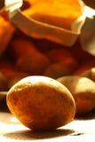 Potatoes B Stock Photos