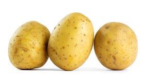 Potatoes closeup Royalty Free Stock Image