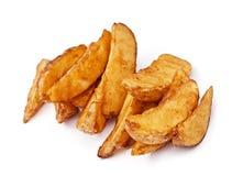 Potatoes fried Stock Image