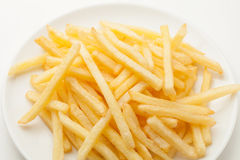 Potatoes fries Royalty Free Stock Images
