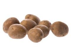 Potatoes Isolated Royalty Free Stock Image