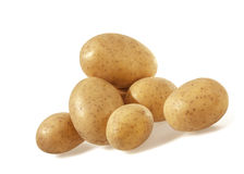 Potatoes. Royalty Free Stock Photography