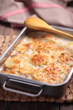 Potatoes a la dauphinoise Royalty Free Stock Images