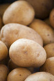 Potatoes raw vegetables food Royalty Free Stock Photo