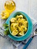 Potatoes salad Royalty Free Stock Photography