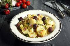 Free Potatoes Salad Stock Photos - 33922543