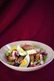 Potatoes salad Stock Photo