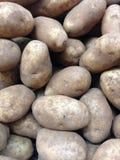 Potatoes for Sale. Stock Photos