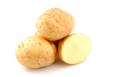 Potatos Royalty Free Stock Images