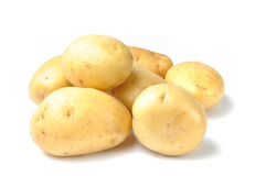Potatos Image stock