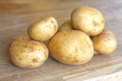 Potatos Stock Image