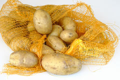 Potatos Imagem de Stock Royalty Free