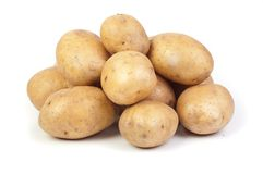 Potatos Zdjęcia Royalty Free