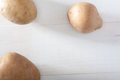 Potatos Stock Foto