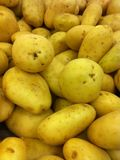 Potatos images stock
