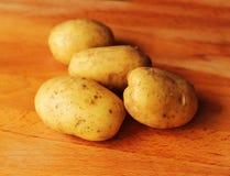 Potatos bereiten sich vor Lizenzfreies Stockfoto