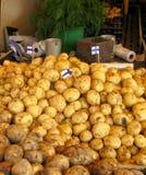 Potatos op de Markt Stock Fotografie